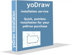 yoDraw installation